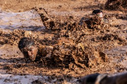Aanmodderen mud run