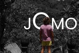 JOMO - the Joy of Missing Out