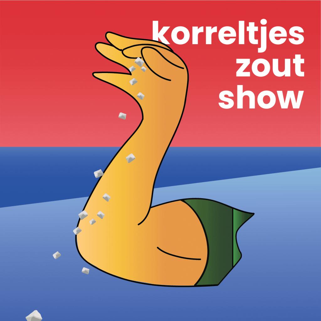 Korreltjes Zout Show Logo