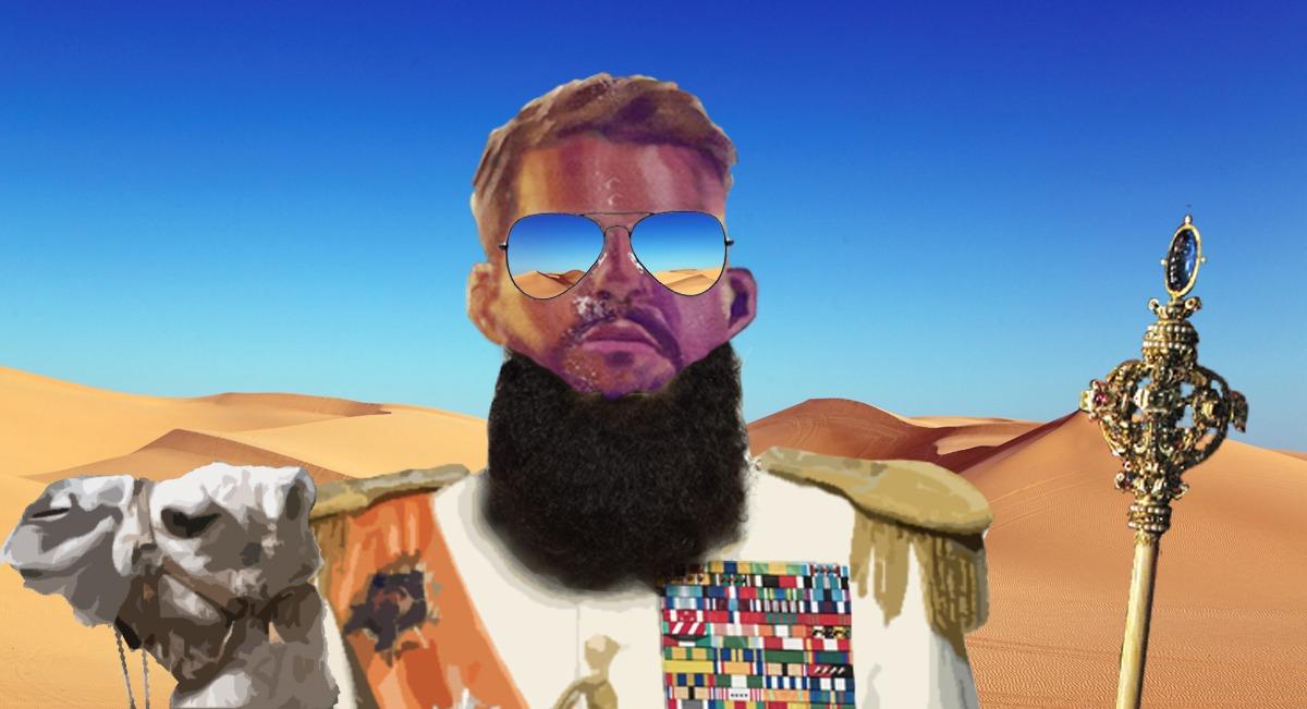 Zowie Zep dictator