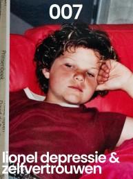 Korreltjes Zout Show 07 - Lionel Despressie en zelfvertrouwen