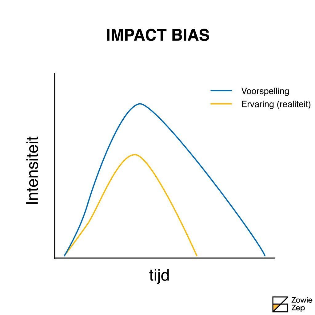 Impact bias afbeelding
